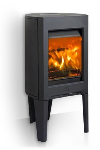 jotul f 162 r f chauffage po les bois po le bois tout fonte espace po le scandinave. Black Bedroom Furniture Sets. Home Design Ideas