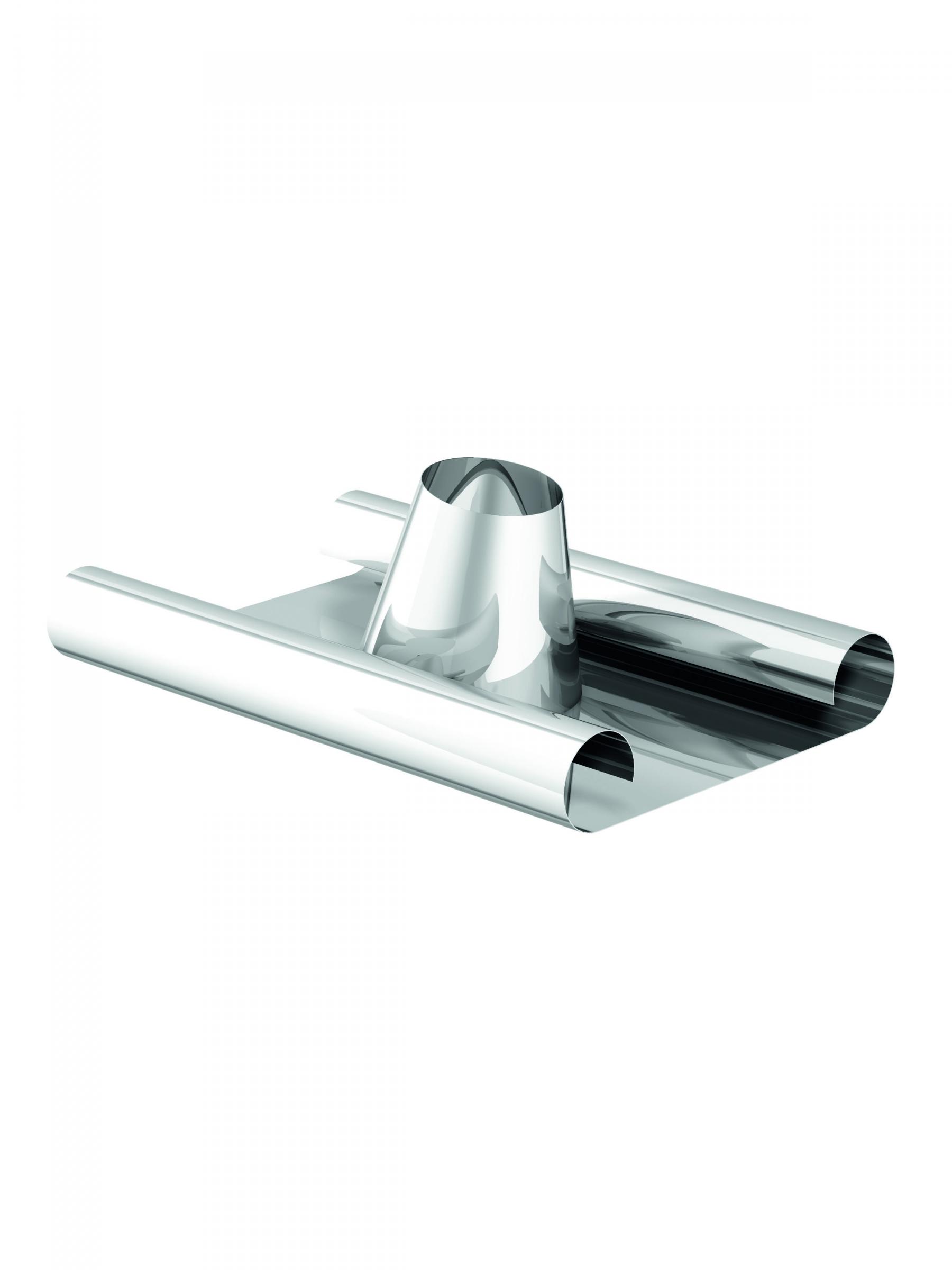 Solin pour toit de 10 35 r f conduits de fum e tuyaux et conduits pour po les - Sortie de cheminee pour bac acier ...